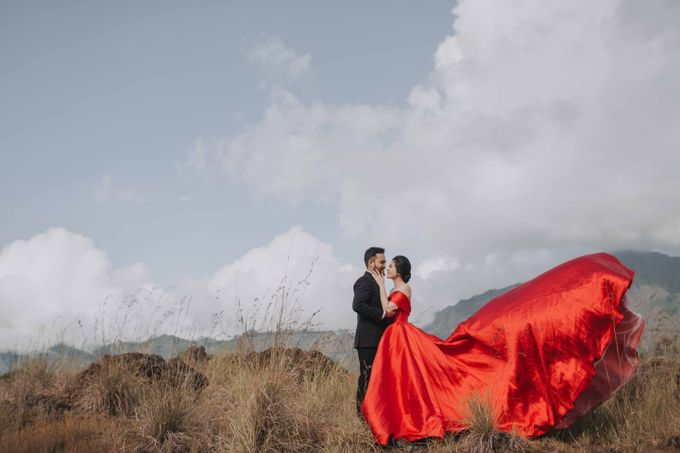 Andrew & Agnes Bali Prewedding by Levin Pictures - 044