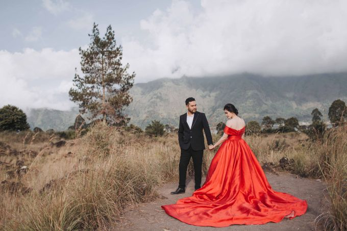 Andrew & Agnes Bali Prewedding by Levin Pictures - 043