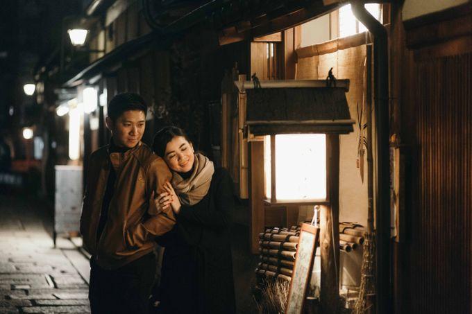 Hendri & Christine Japan Prewedding by Levin Pictures - 022