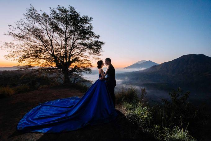 Arvian & Patricia Bali Prewedding by Levin Pictures - 002