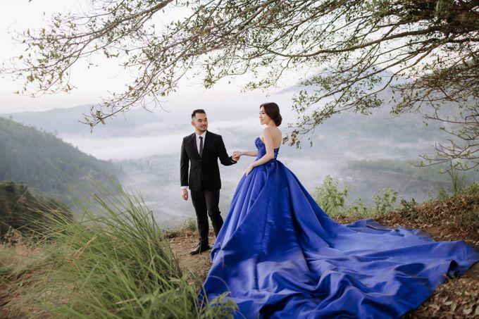 Arvian & Patricia Bali Prewedding by Levin Pictures - 003