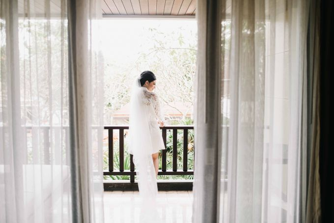 Andrew & Agnes Bali Wedding - Preparation by Levin Pictures - 007