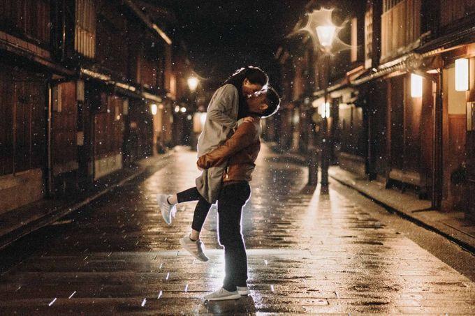 Hendri & Christine Japan Prewedding by Levin Pictures - 023