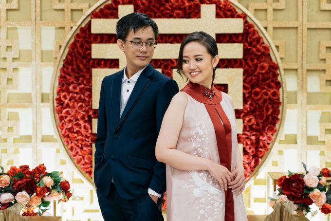 Engagement of Wenny & Putra at Golden Leaf Kelapa Gading by Sparkling Organizer - 002