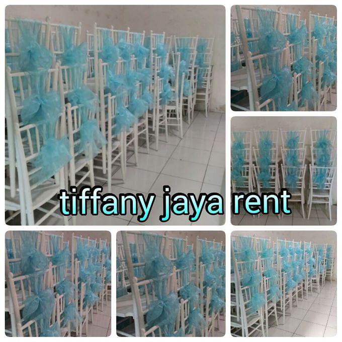Tiffany Putih Kayu by TIFFANY JAYA RENT-KURSI TIFFANY - 002