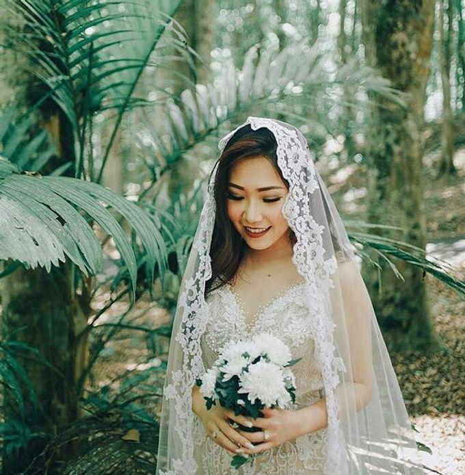 Prewedding Make Up by Julinar Tan Make Up Artist - 038