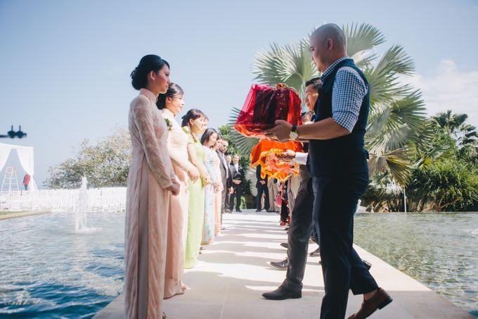 Wedding at Villa The Sanctus in Uluwatu by Bali Tie d' Knot - 006