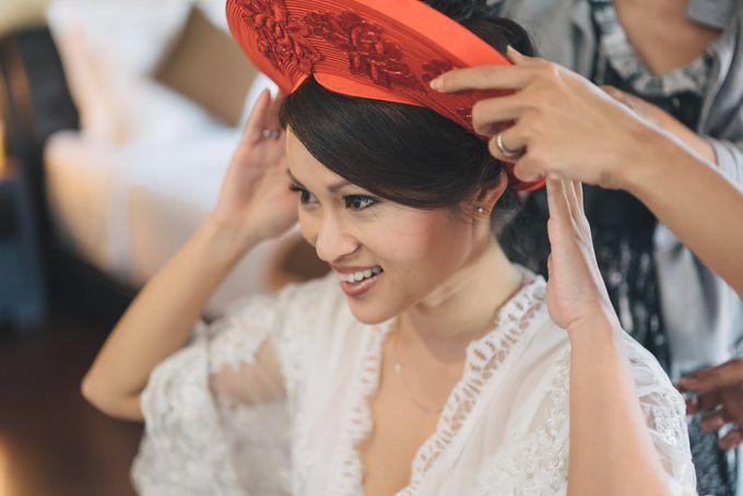 Wedding at Villa The Sanctus in Uluwatu by Bali Tie d' Knot - 001