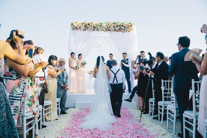 Wedding at Villa The Sanctus in Uluwatu by Bali Tie d' Knot - 008