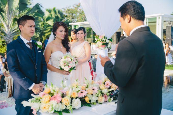 Wedding at Villa The Sanctus in Uluwatu by Bali Tie d' Knot - 009