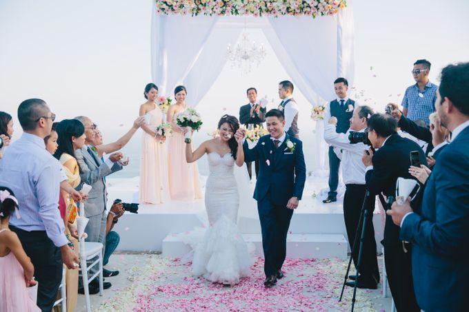 Wedding at Villa The Sanctus in Uluwatu by Bali Tie d' Knot - 012