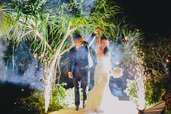 Wedding at Villa The Sanctus in Uluwatu by Bali Tie d' Knot - 021