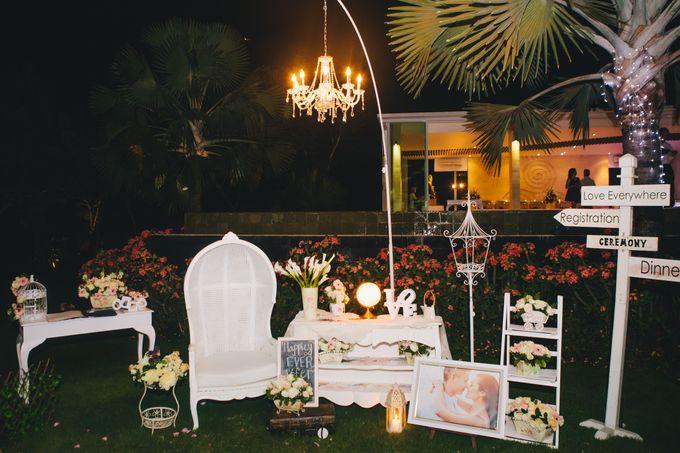 Wedding at Villa The Sanctus in Uluwatu by Bali Tie d' Knot - 020