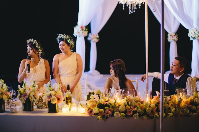 Wedding at Villa The Sanctus in Uluwatu by Bali Tie d' Knot - 022