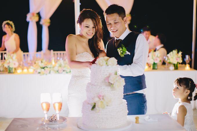 Wedding at Villa The Sanctus in Uluwatu by Bali Tie d' Knot - 023