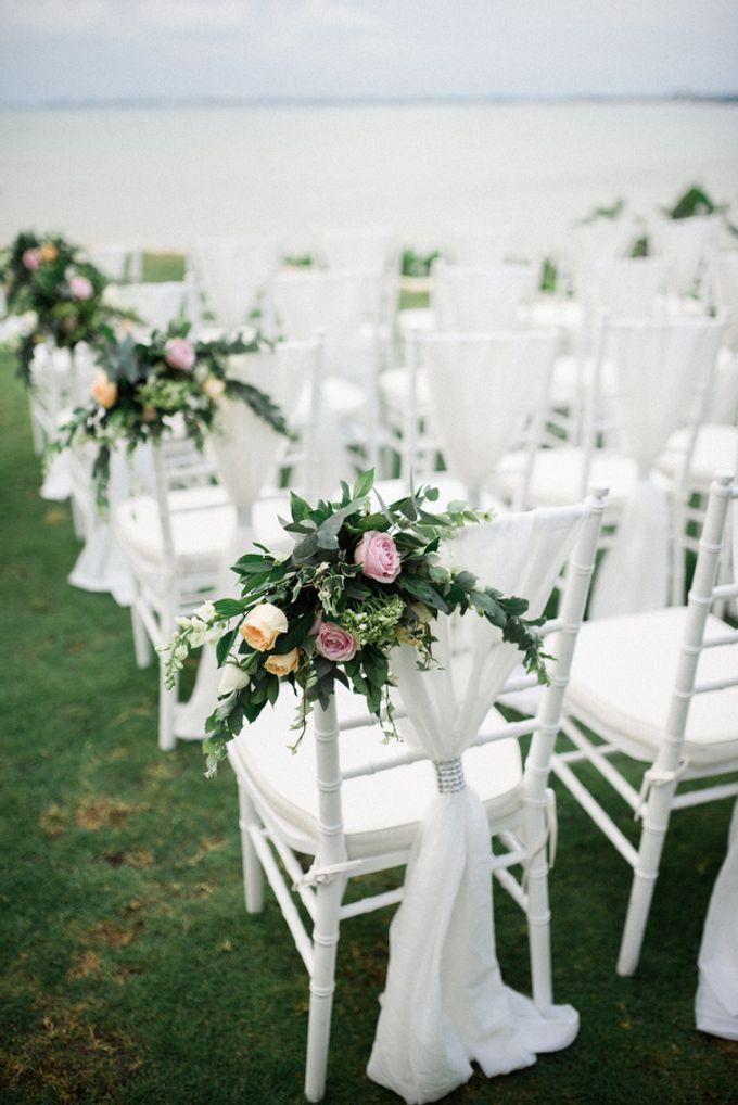 Frans & Yenny Wedding by Chroma Wedding - 002