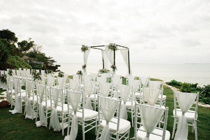 Frans & Yenny Wedding by Chroma Wedding - 004