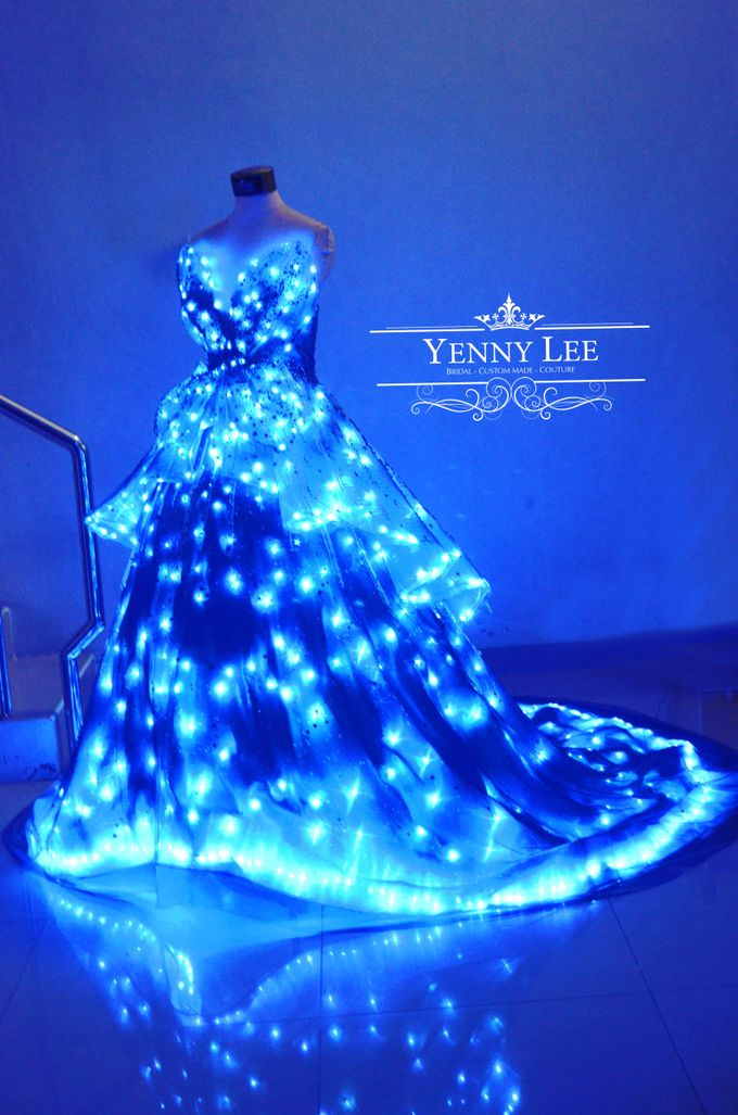 Angie Sweet 17th Birthday Gown (LED Dress) by Yenny Lee Bridal Couture - 004