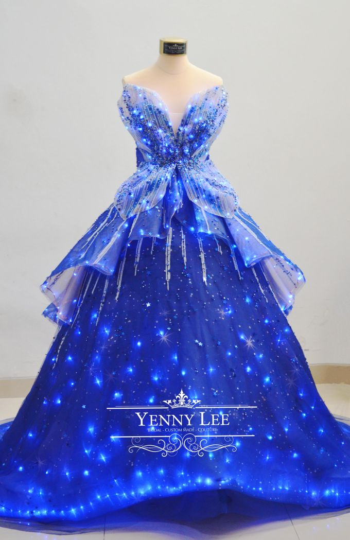 Angie Sweet 17th Birthday Gown (LED Dress) by Yenny Lee Bridal Couture - 003