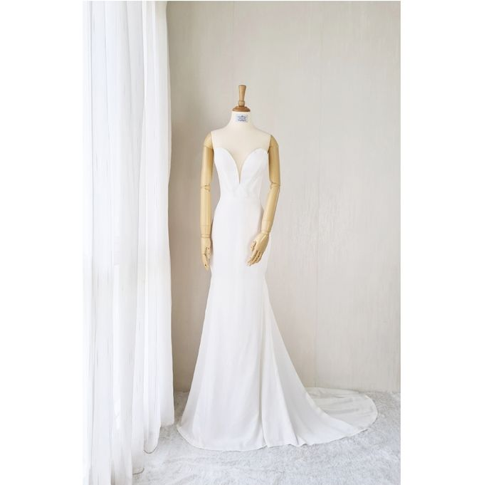 White Collections ( batch 1 ) by Yenny Lee Bridal Couture - 003