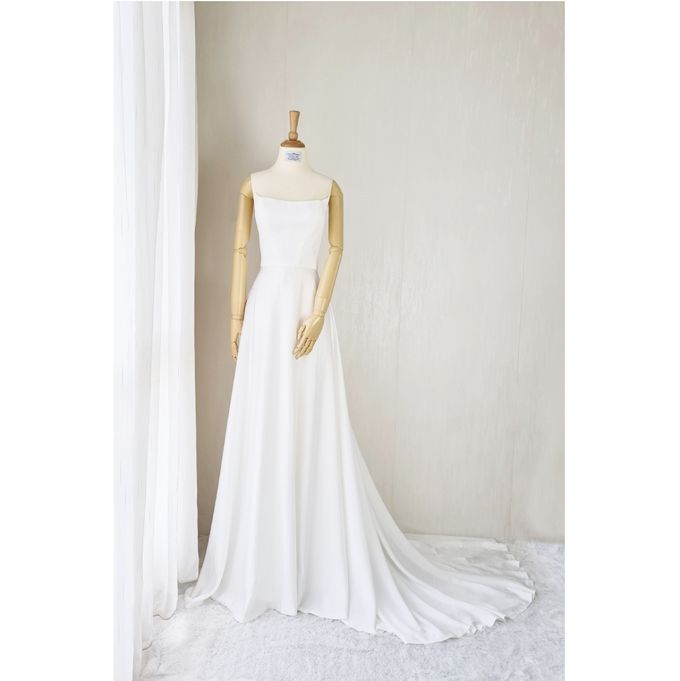 White Collections ( batch 1 ) by Yenny Lee Bridal Couture - 005