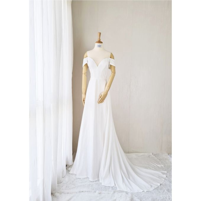 White Collections ( batch 1 ) by Yenny Lee Bridal Couture - 006