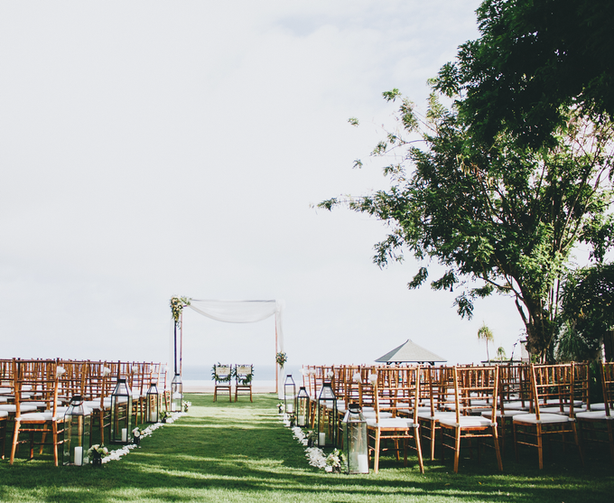 The Wedding of Eve & Yuichi by Bali Yes Florist - 003