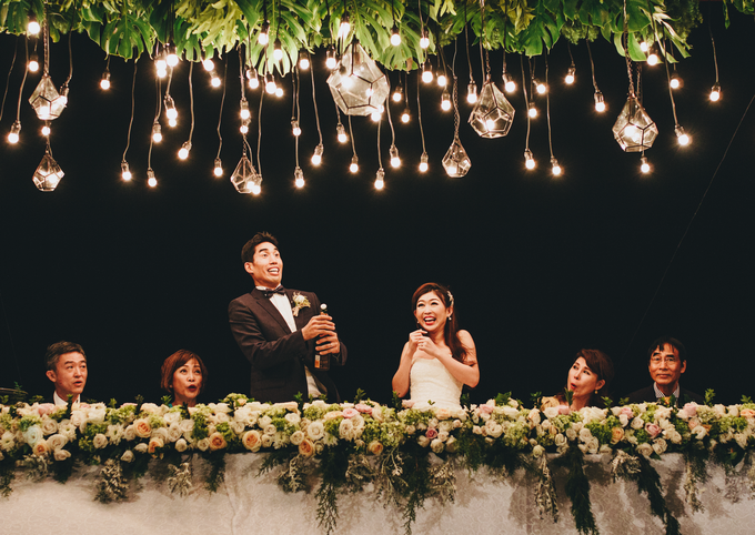 The Wedding of Eve & Yuichi by Bali Yes Florist - 016