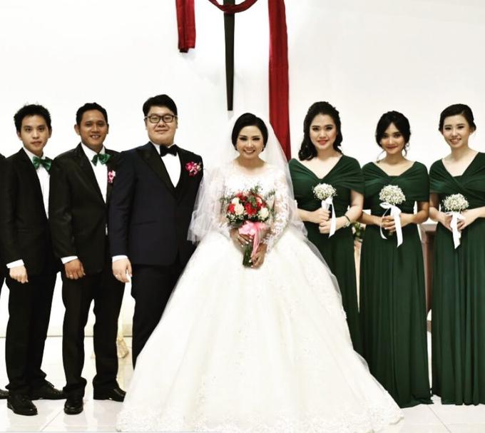YESSICA WEDDING by bridestore indonesia - 001