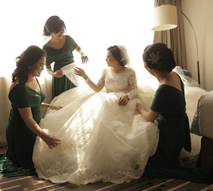 YESSICA WEDDING by bridestore indonesia - 003