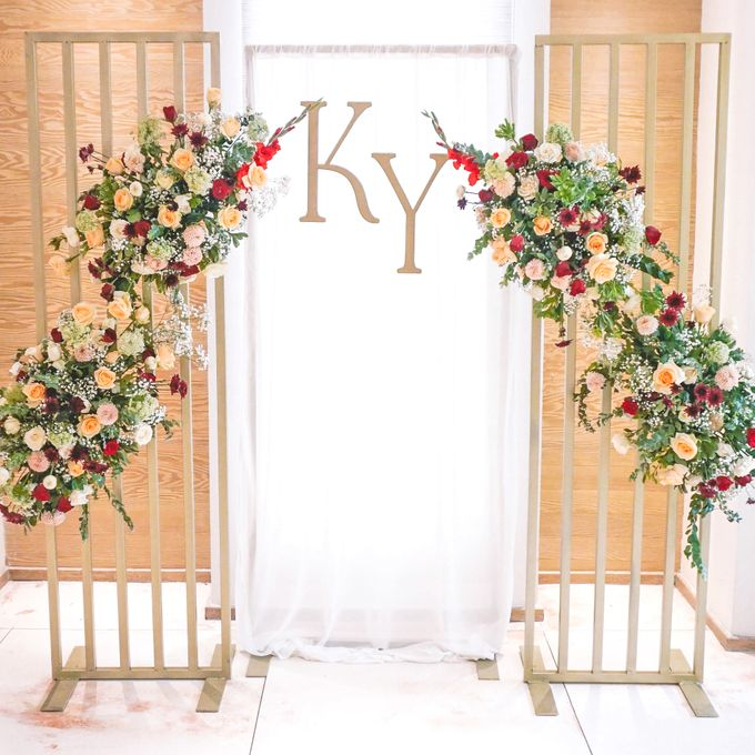 Engagement decor for Y & K by ULI by tnf - 011