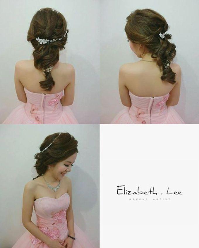 Wedding Day Bride Makeup Service by Elizabeth Lee Makeup Artist - 040