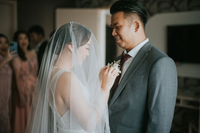 Steven & Catherin Wedding at Aston Cirebon by PRIDE Organizer - 031