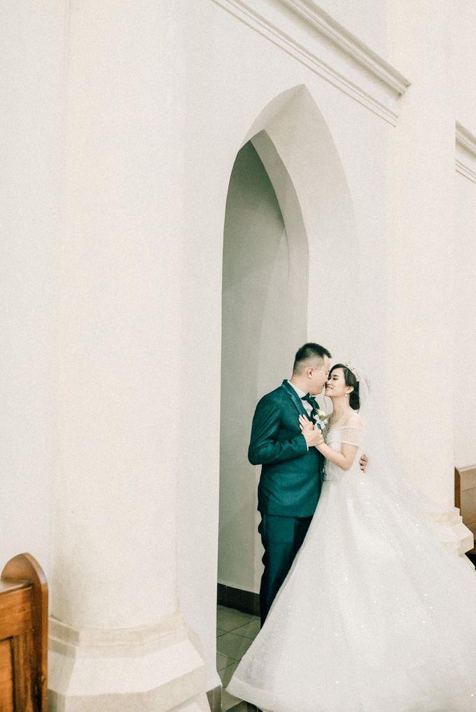 Wedding of Amir & Paulina by Yosgawan Studios - 033