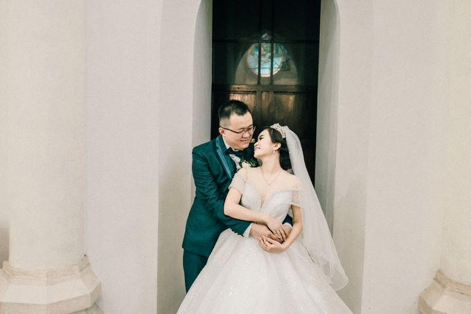 Wedding of Amir & Paulina by Yosgawan Studios - 034
