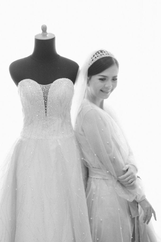 Wedding of Yohanes and Silvia by Yosgawan Studios - 009