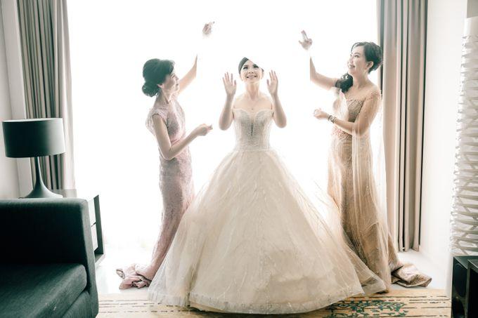 Wedding of Yohanes and Silvia by Yosgawan Studios - 016