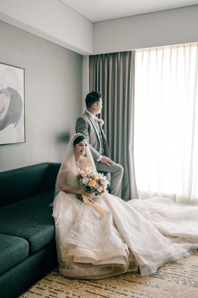 Wedding of Yohanes and Silvia by Yosgawan Studios - 019