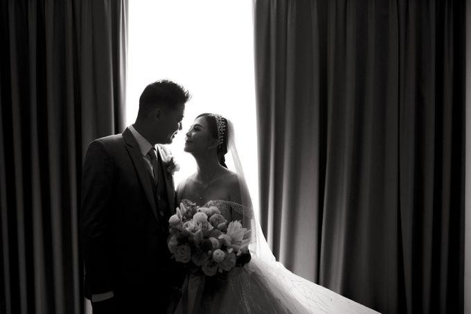 Wedding of Yohanes and Silvia by Yosgawan Studios - 020