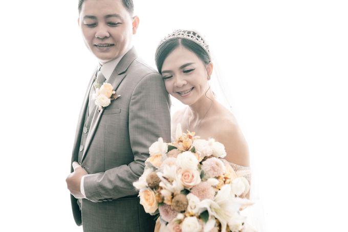Wedding of Yohanes and Silvia by Yosgawan Studios - 021