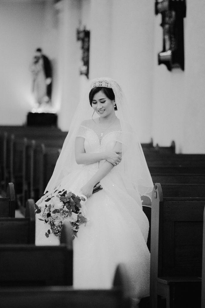 Wedding of Amir & Paulina by Yosgawan Studios - 043