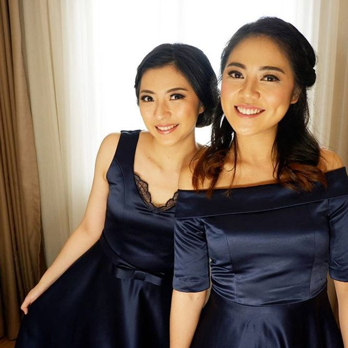 Glowing Makeup For Bridesmaids by MakeupbyDeviafebriani - 003