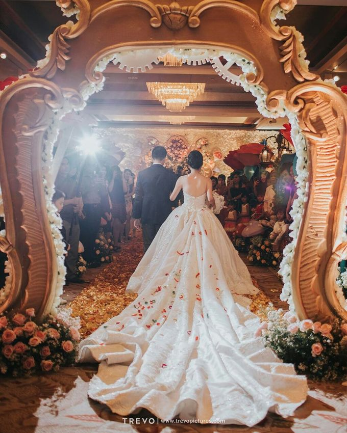 The Wedding Of Christian & Felicia by FIVE Seasons WO - 001