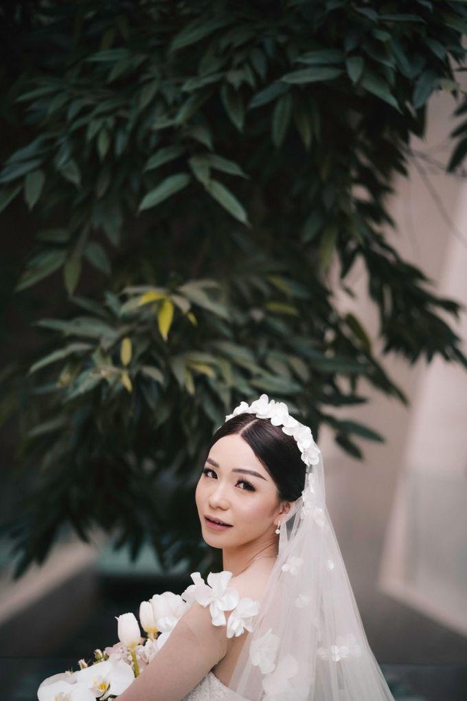 Adit & Claresta Wedding at Hilton by PRIDE Organizer - 019