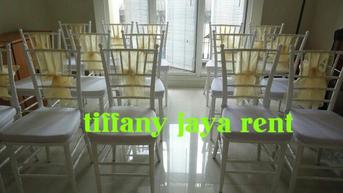 Tiffany Putih Kayu by TIFFANY JAYA RENT-KURSI TIFFANY - 009
