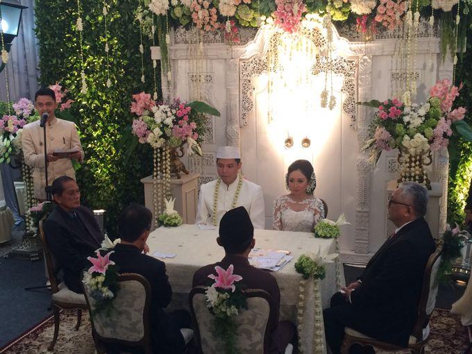 Wedding By ArTez Wedding Planner & Organizer by Chanzy Fauzi MC - 001