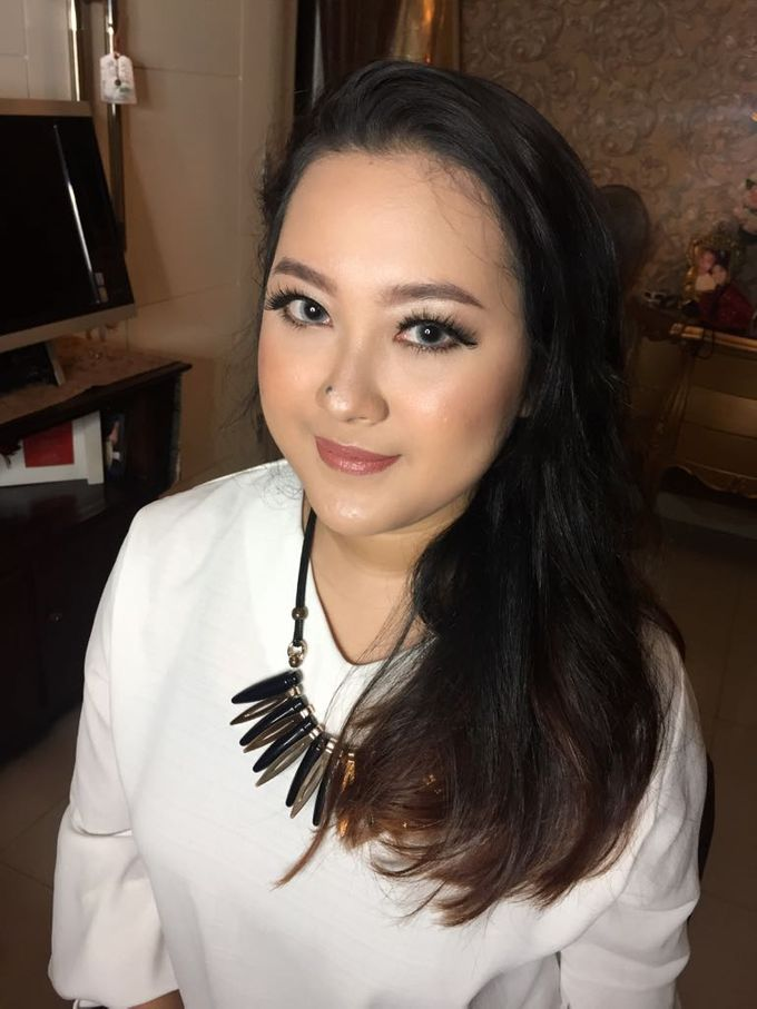 Private Makeup Class for Evien by Ira Makeup Artist - 001