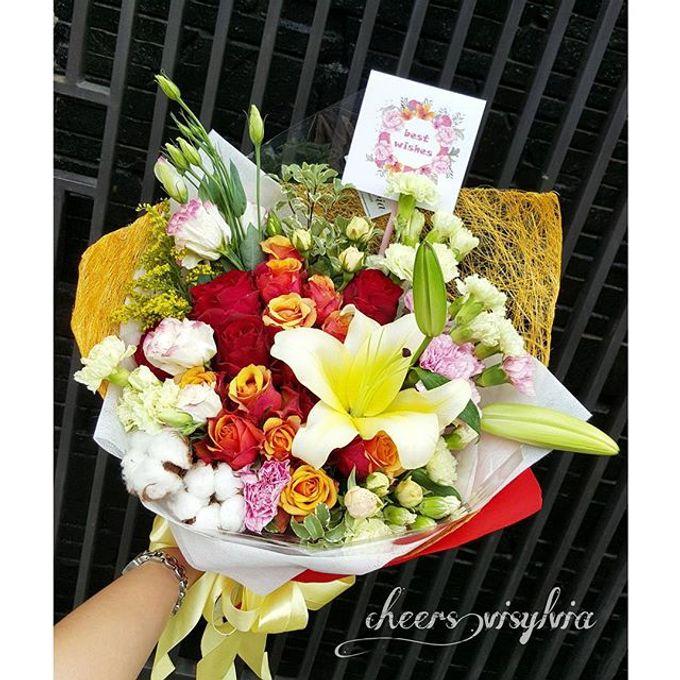 Gift Bouquet  by visylviaflorist - 018