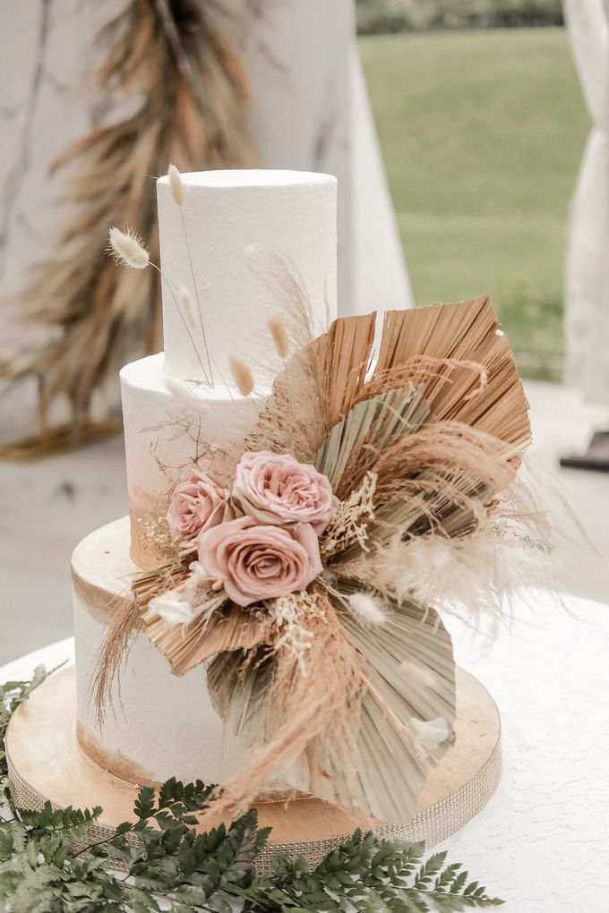 The Wedding of Jack & Irene by KAIA Cakes & Co. - 004