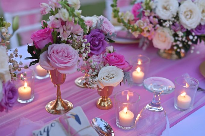 Classic Romantic Pink & Such by magical blossoms - 008
